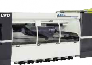 LVD Axel 3015 laser cutting machine