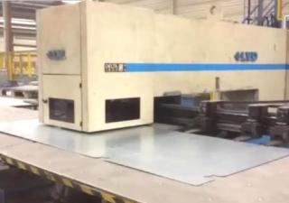 LVD DELTA 1500 LB-TK CNC punching machine