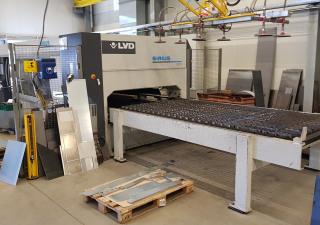 LVD Sirius 3015 2.5kW laser cutting machine