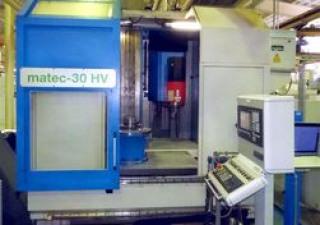 Matec 30 HV Machining center - vertical