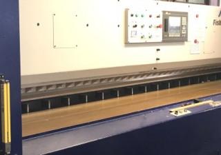 Monguzzi TRM-2L 3800 Guillotine for veneer