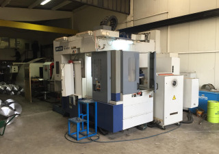 Mori Seiki M-400 Simultaneous machining center - 5 axis
