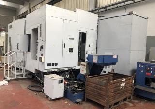 Used Mori Seiki sh 8000 - 50 Machining center - horizontal