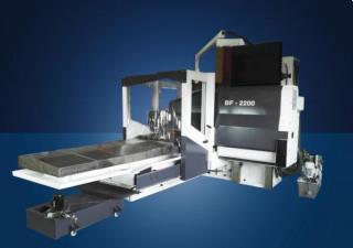 MSA MTE - BF 2200 cnc universal milling machine