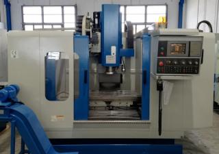 Used NATHO VMC 1000 Machining center - vertical