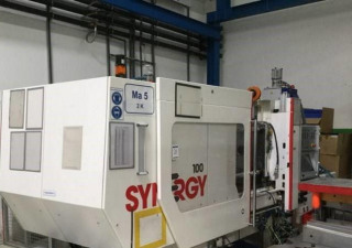 Netstal SYNERGY 1000-60/60/60 Injection moulding machine