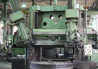 Niles DKZ 2000 x 1250 B Vertical Turret Lathe