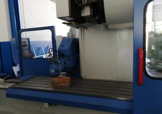 Novar PARTENER 2200 cnc bed type milling machine
