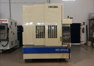 Okuma MX-45 VAE Machining center - vertical