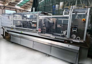 PARTENA CAM Mod. M90 - Automatic Blistering machine used