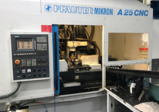 Pfauter Mikron A 25 CNC