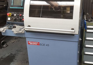 Schmidt Tempo ECE 45/4 4 - axis CNC controlled HSS and segment saw blade grinder