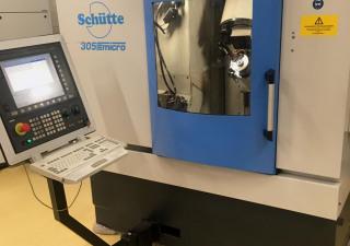 SCHÜTTE WU 305L micro Tool grinding machine