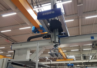 Sepro 3030 BZ S900-II Robot