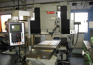 SIP / HAUSER MP 52 Jig boring machine