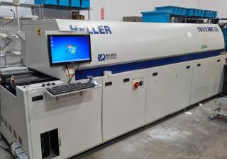 Heller 1809 MKIII Reflow Oven (2014)