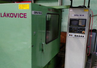 TOS OFA 16 B Cnc gear hobbing machine