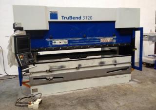 Trumpf TruBend 3120 Press brake cnc/nc