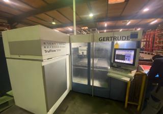 Trumpf Trulaser L3030 L20 laser cutting machine