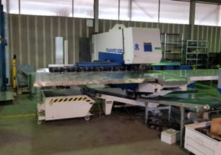 Trumpf TRUMATIC 500 Punching machine