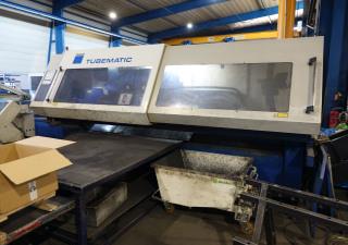 Trumpf TUBEMATIC 5000 laser cutting machine