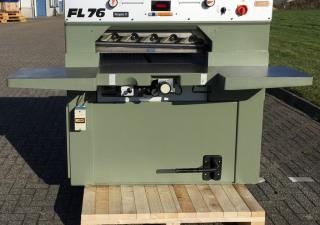 Wohlenberg-FL  76PR  Guillotine