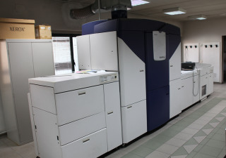 Xerox IGEN4 Digital press