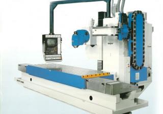 Zayer 2700 x 1200 y 1000 z mm CNC cnc universal milling machine