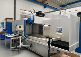 Ziersch&Baldrusch ECOLINE 1207 E Surface grinding machine
