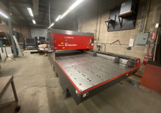 AMADA PULSAR 2415NT3 2000 WATT,INSTALLED NEW:2004