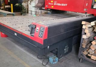4000 WATT AMADA PULSAR 2415NTA3 CO2 CNC LASER