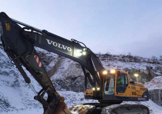 2007 Volvo Ec460Blc Track Excavator