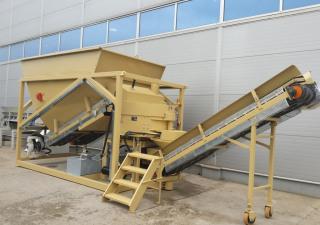SPECIAL Cold asphalt mixing plant SUMAB ES-15