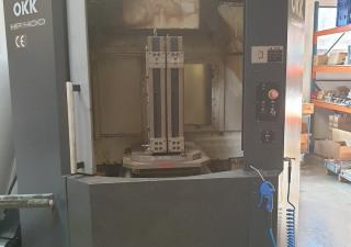 OKK HP400 HORIZONTAL MACHINING CENTER (year 2006):