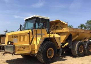 2008 (Unverified) Komatsu Hm350-1L 6X6 Articulated Dump Truck