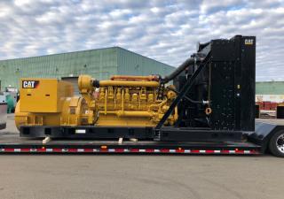 Caterpillar 3516E - 2750Kw Tier 2 Diesel Generator Set