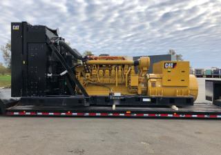 Caterpillar 3516E - 2750Kw Tier 2 Diesel Generator Set (2 Available)
