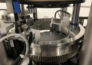 MG2 Planeta 100 Single Continuous Motion Capsule Filling Machine