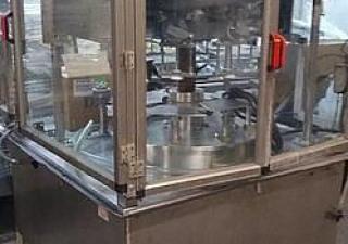 MRM 8 piston filler rotary w liter pistons