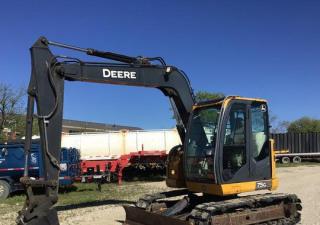 2013 John Deere 75G Mini Excavator