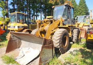 Used Wheel Loader, Caterpillar 938G on sale