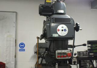 AJAX AJT 4 SP Turret Milling Machine