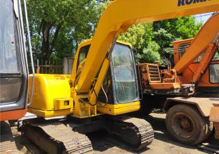 Used Track Excavator, Komatsu PC60 for Sale