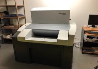 2003 Heidelberg Prosetter 52 & INCA 70P plate processor