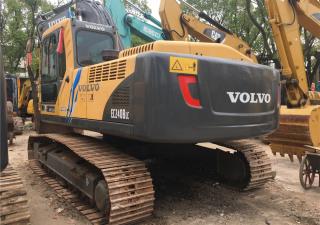 Used Crawler Excavator, Volvo EC240 for Sale