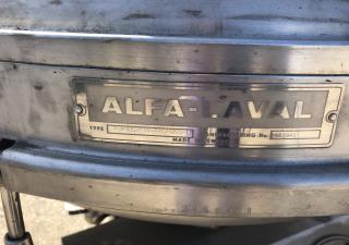 Alfa Laval MRPX 318 TGV-74C Location