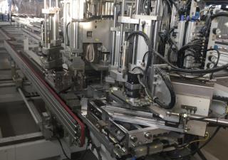 Schirmer/Rotox Complete PVC Production Plant - 360 Units per Shift!