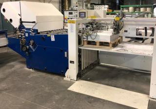 2015 MBO VLF Sized Buckle Folding Machine