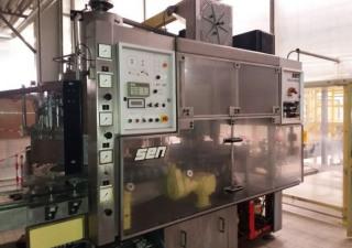 Ligne de remplissage 13500 Bph pour bouteilles en verre de 0,5 L