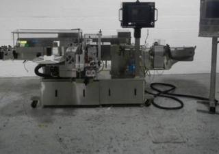 New Jersey Mdl 334Rstp Wraparound Labeler 400 Units Per Minute